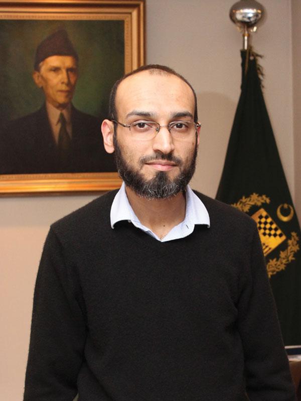 Usman Mobin