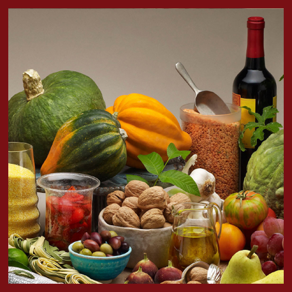 EATING A HEALTHY DIET MAY REDUCE BRAIN SHRINKAGE