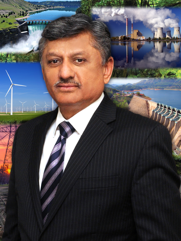 THE MAN BEHIND PAKISTAN'S POWER SECTOR REFORMS